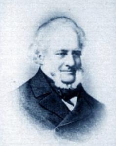 James Stirling. 1st Governor of Western Australia.