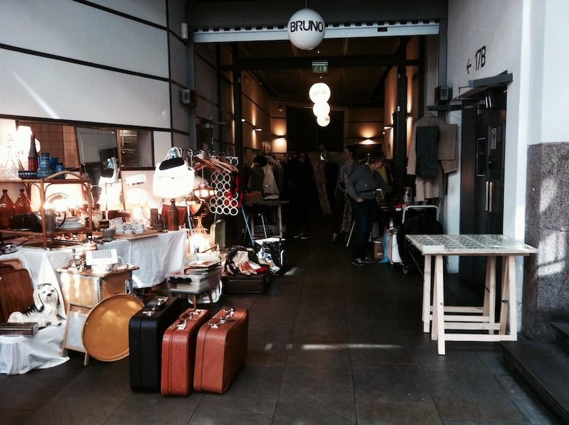 Bruno Vintage Market