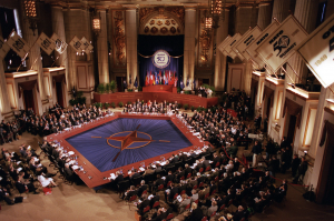 NATO added the Czech Republic, Hungary, and Poland at the 1999 Washington summit, and established the protocol for Membership Action Plans.