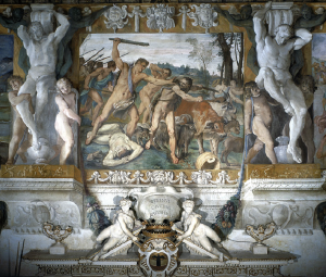 Remus and the Cattle Thieves (attributed to one or more of the Carraccis)