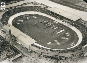 The Olympisch Stadion in 1928