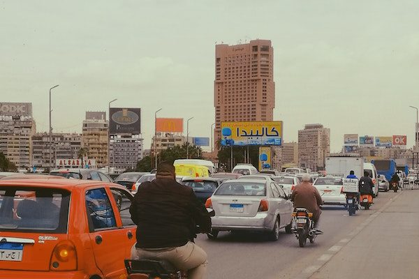 Cairo pollution