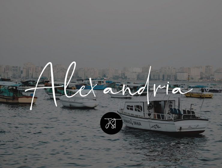 Alexandria travel guide