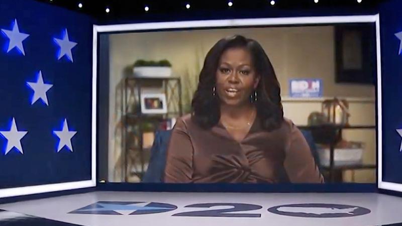 DNC 2020 Michelle Obama