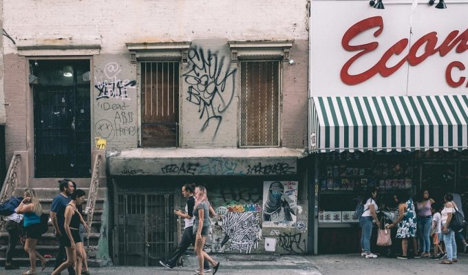 Lower East Side, New York City
