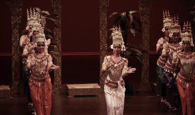 Apsara Cambodian dance
