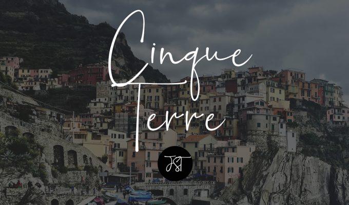 Cinque Terre travel guide