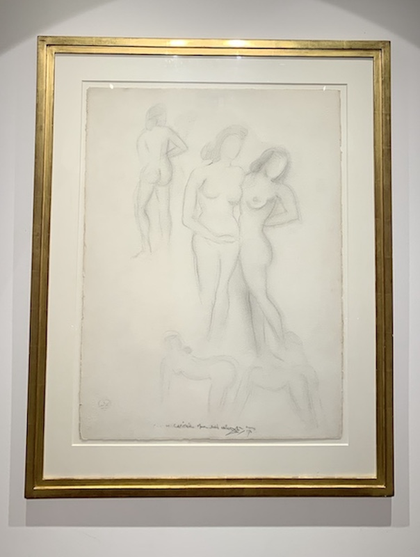 Dali: Les trois graces
