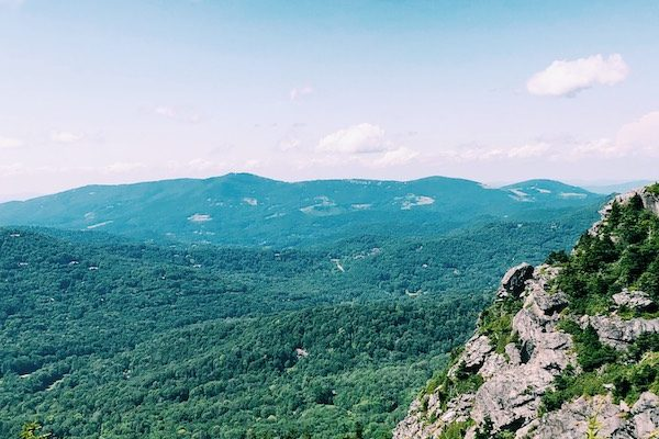 Grandfather mountain.