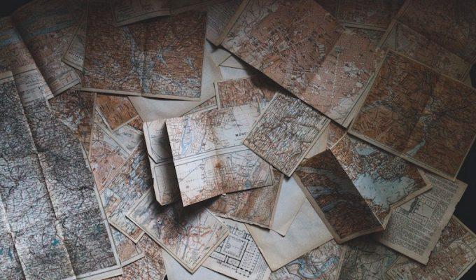maps drug possession