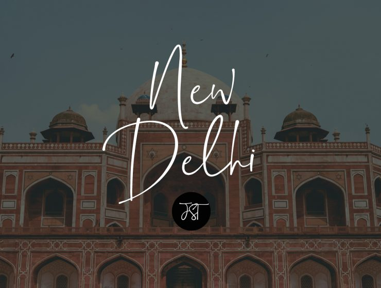 New Delhi travel guide