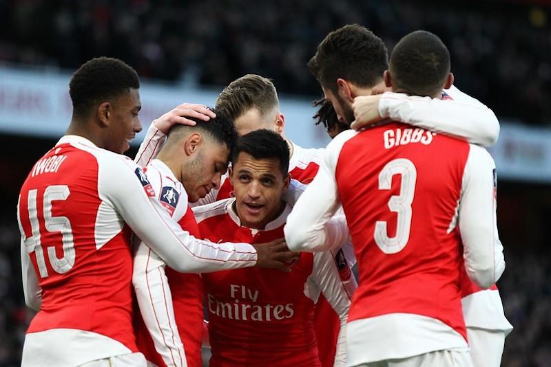 Arsenal Vs Burnley(CC BY 2.0)byjoshjdss