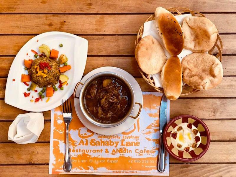 Al Sahaby Lane Restaurant &