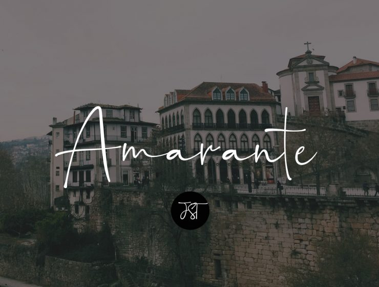 Amarante travel guide