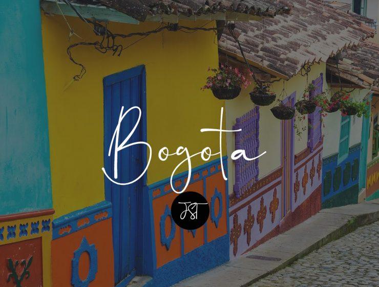 Bogota travel guide