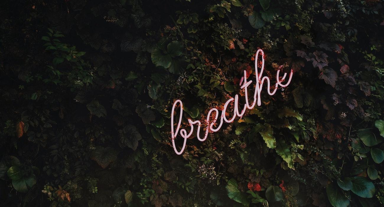 breathe anxiety