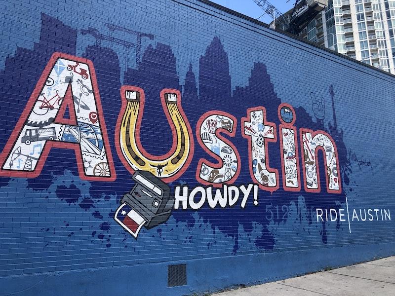 Austin, TX street art