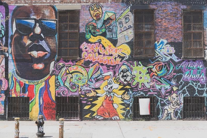 Bushwick Ave, Brooklyn.