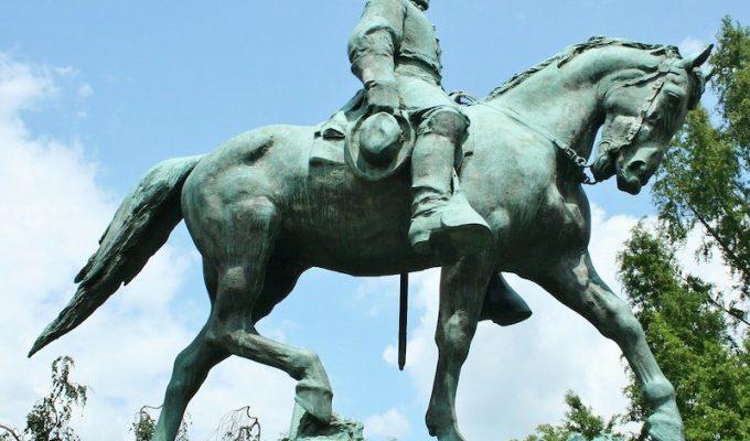 Robert E. Lee. Charlottesville, VA.