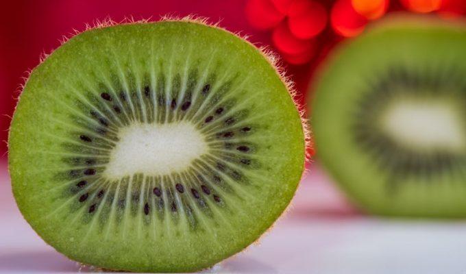 kiwi vitamin c