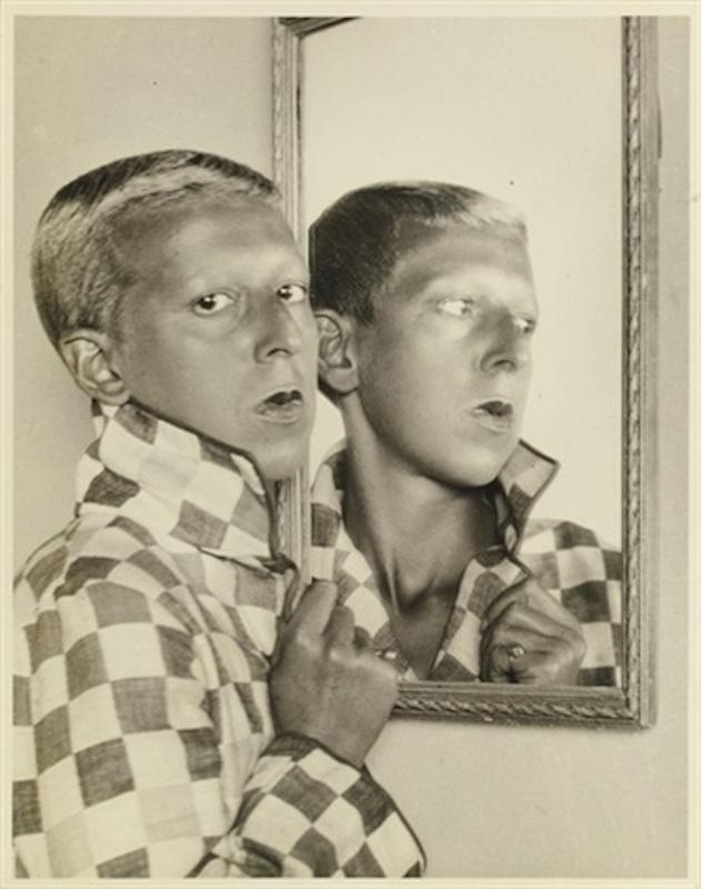 Claude Cahun Self Portrait