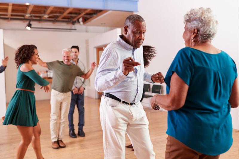 Dancing activities