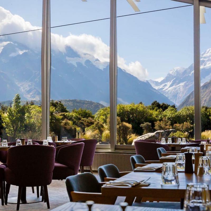 The Hermitage Hotel Aoraki Mt Cook