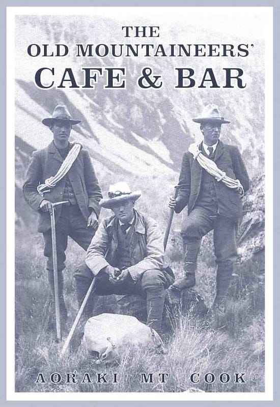 The Old Mountaineers' Cafe, Bar and Restaurant.