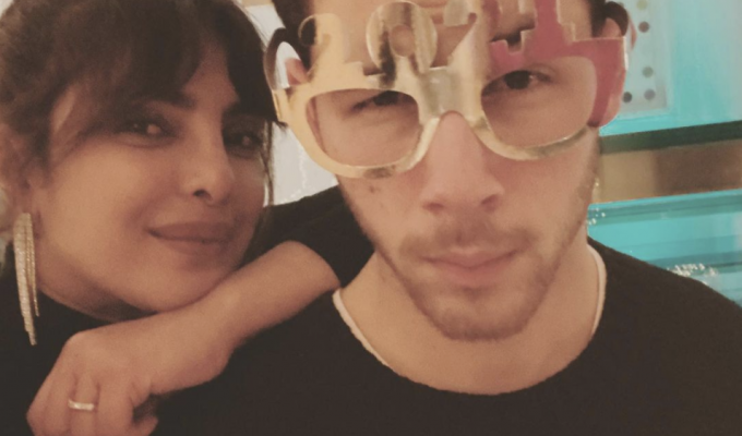 Nick Jonas New Year's Eve