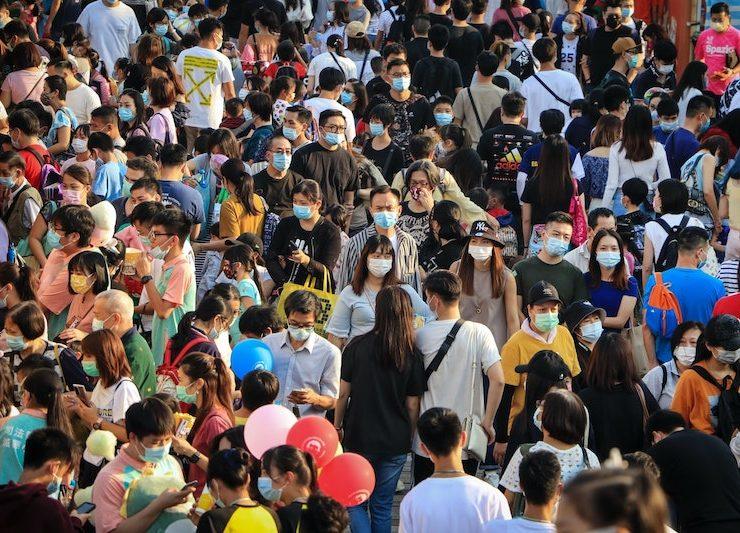 Pandemic in Macau