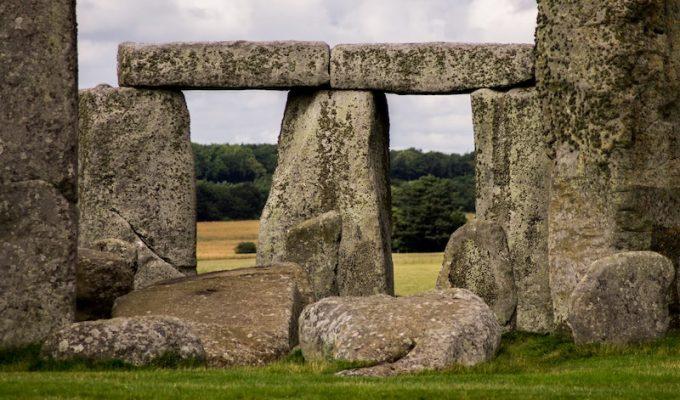 Stonehenge, the UK